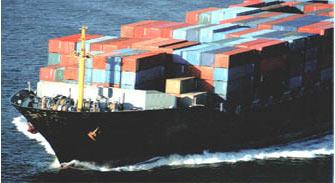 International Ocean Freighter