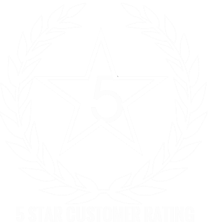 5 Star Customer Rating