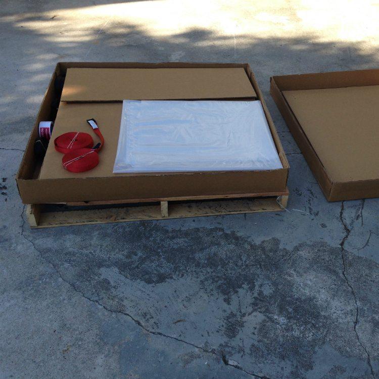 100 Cubic Feet Of Shipping Volume With UPakWeShips U CUBE