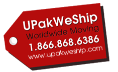 UPakWeShip Customer Portal