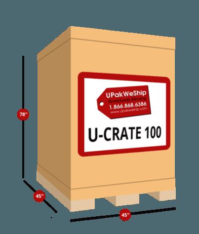 U-CRATE-100