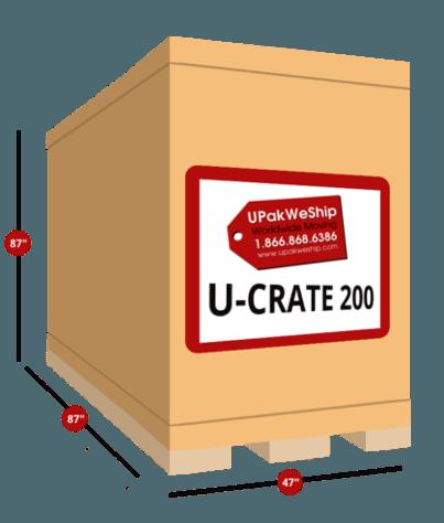 U-CRATE-200