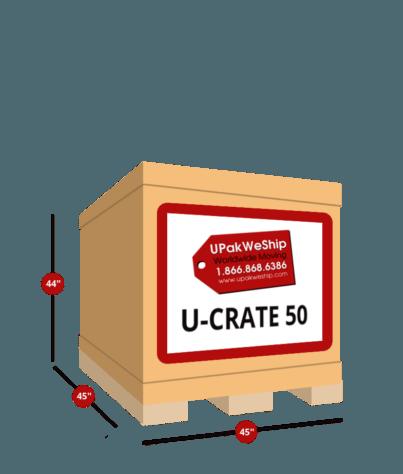 U-CRATE-50