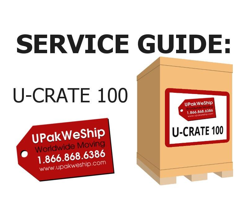 u-crate-100-service-guide
