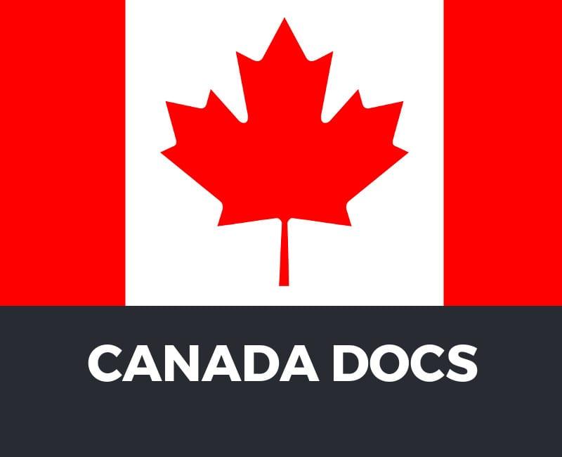 Canada Customs Information
