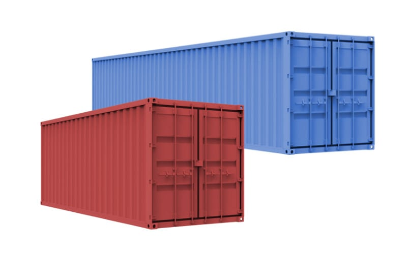 International Container Shipping Services From UPakWeShip