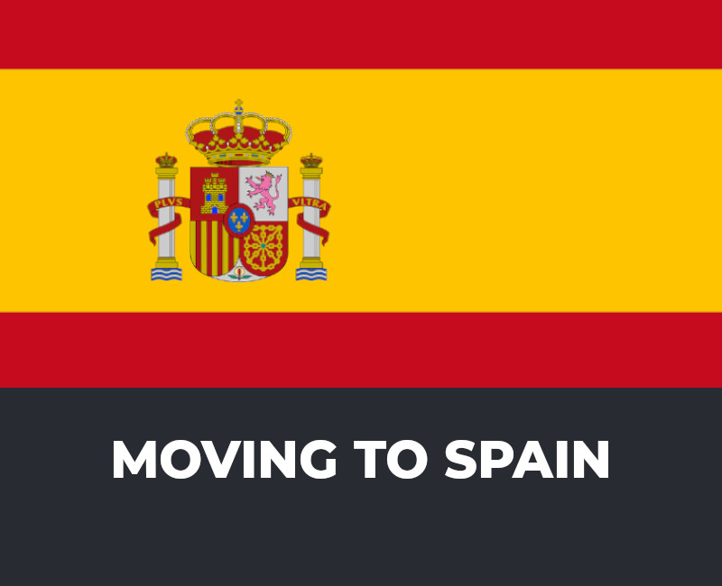 Moving To Spain From The US