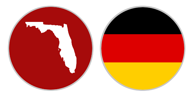 International Shipping Rates From Florida To Germany