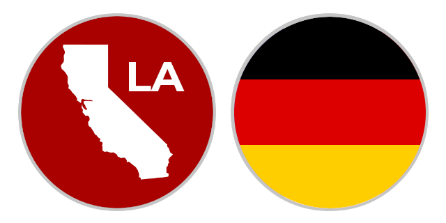 Shipping Rates From Los Angeles, CA To Germany