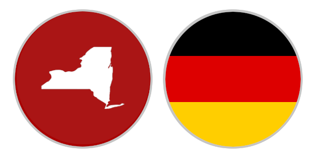 International Shipping Rates From New York To Germany