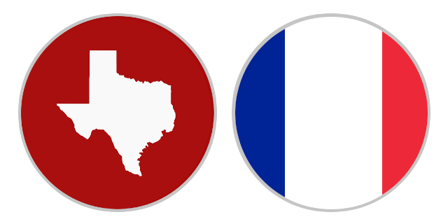 International Shipping Rates From Texas To France